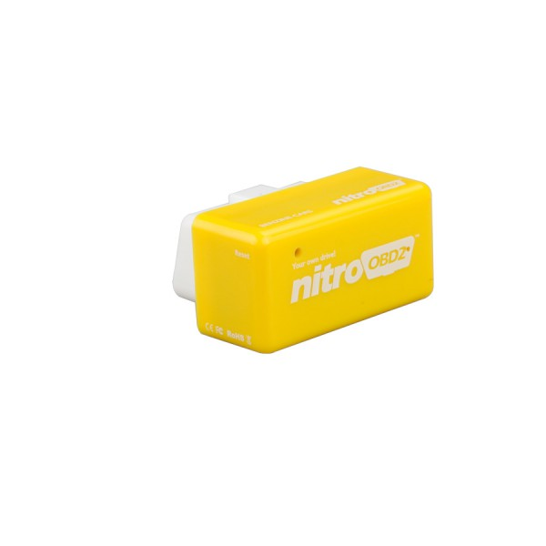 Plug and Drive NitroOBD2 Performance Chip Tuning Box