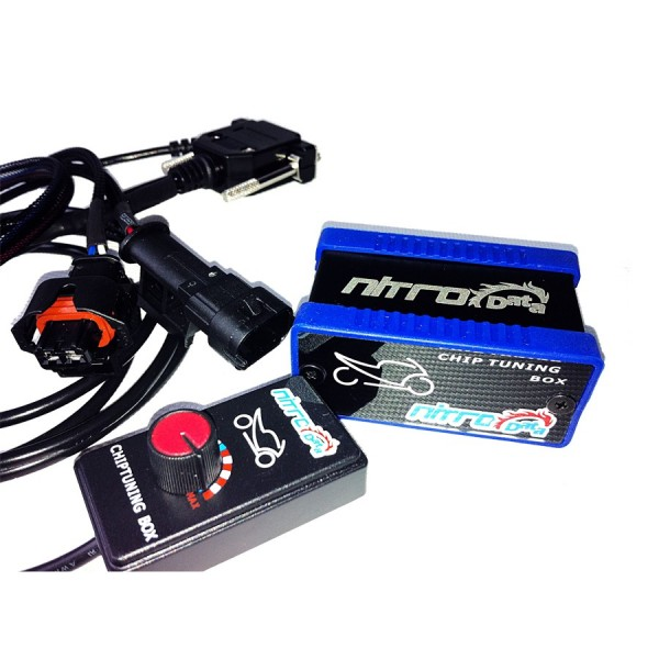 NitroData Chip Tuning Box for Motorbikers M7