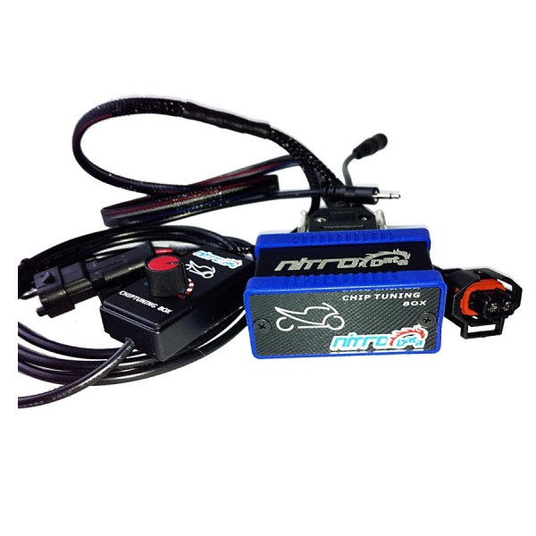 NitroData Chip Tuning Box for Motorbikers M5