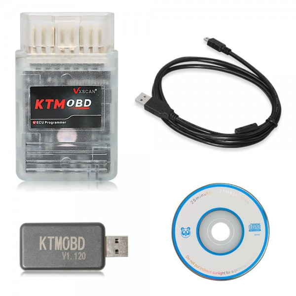 KTMOBD ECU Programmer V1.20 Gearbox Power Upgrade Tool