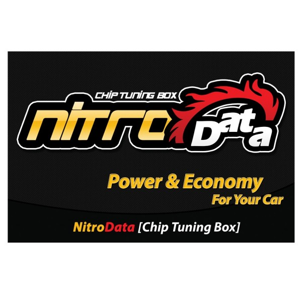 NitroData Chip Tuning Box for Motorbikers M10