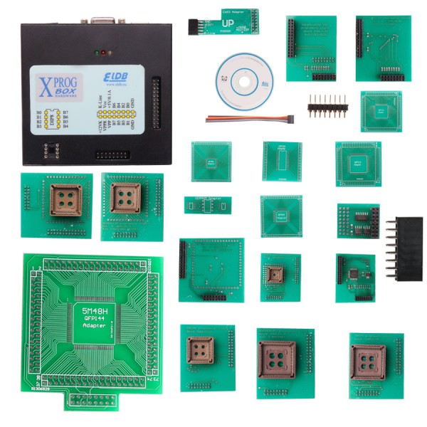 Xprog-M V5.55 ECU Programmer Newest Xprog M