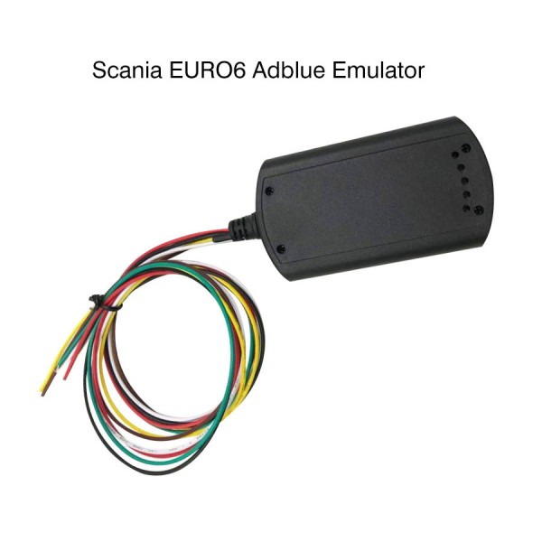 EURO6 Adblue Emulator for Scania