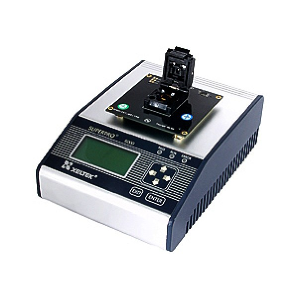SuperPro 6100 programmer for eMMC NAND flash memory Xeltek 6100
