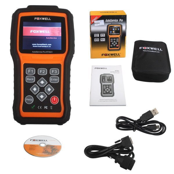 Multi-Application Service Tool NT4021