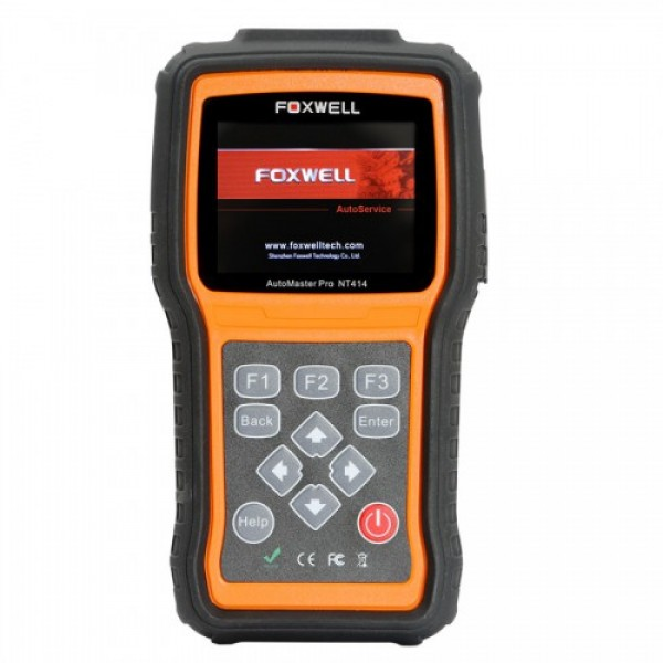 Foxwell NT414 All Brand Vehicle Four Systems Diagnostic Tool