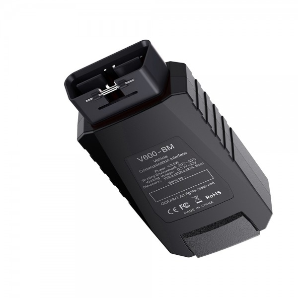 GODIAG V600-BM BMW Diagnostic and Programming Tool with Wifi