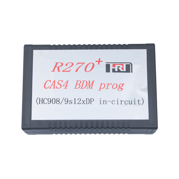 R270+ V1.20 BDM Programmer For BMW CAS4