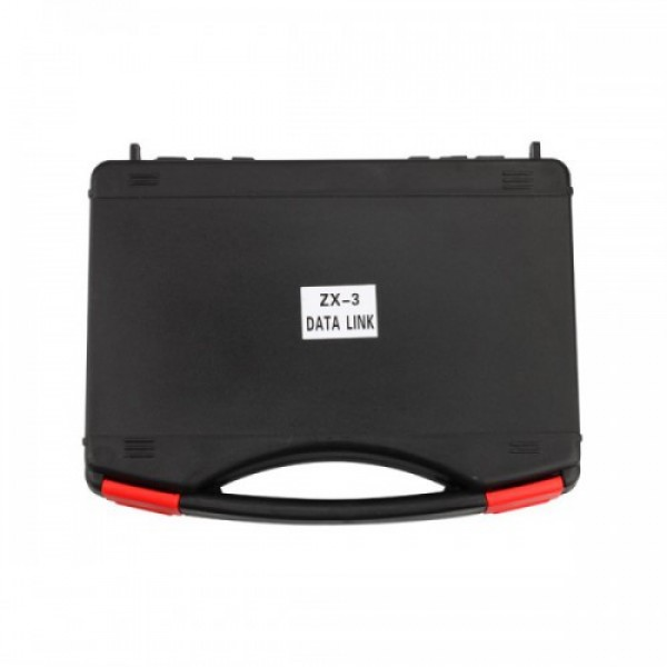 Hitachi Dr ZX Excavator Diagnostic Scanner Tool with Palm