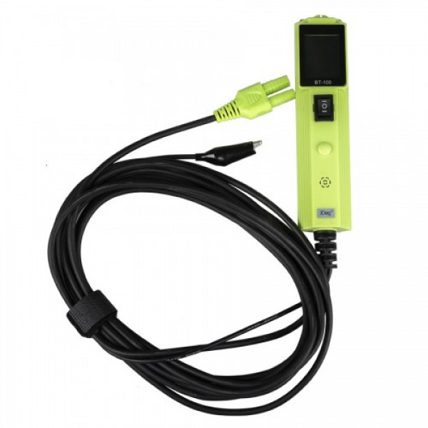 JDiag BT-100 Full Cables Electrical System Circuit Tester