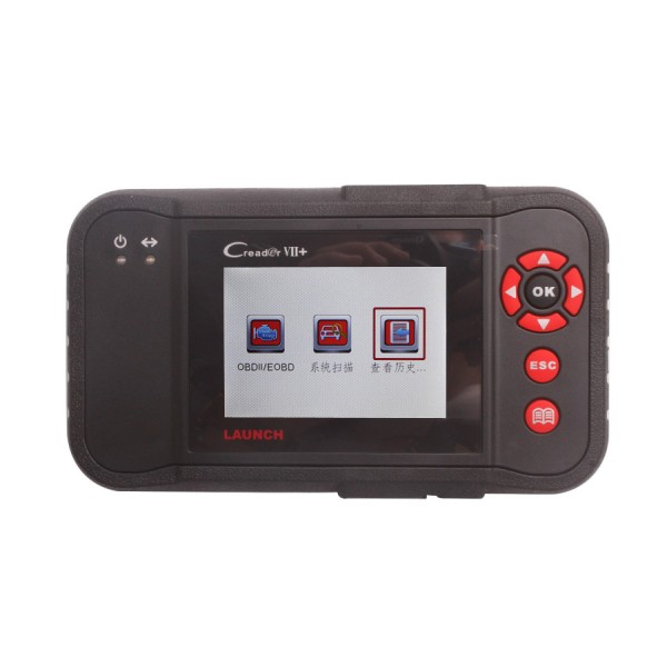 Launch X431 Creader VII+(CRP123) Multi-Language Car Diagnostic tool
