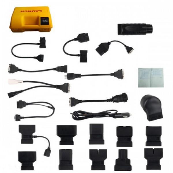 X431 Pro/X431 iDiag Connector full set