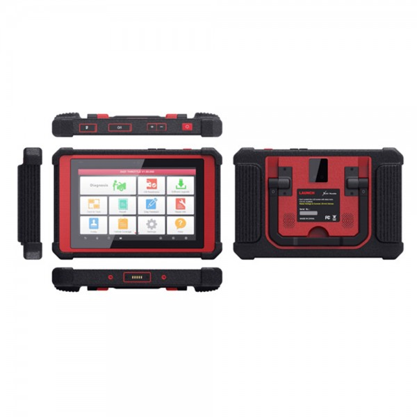 Launch X431 PAD V with Smart Box Support 30+ Reset Service/ ECU Coding /2 Years Free Update
