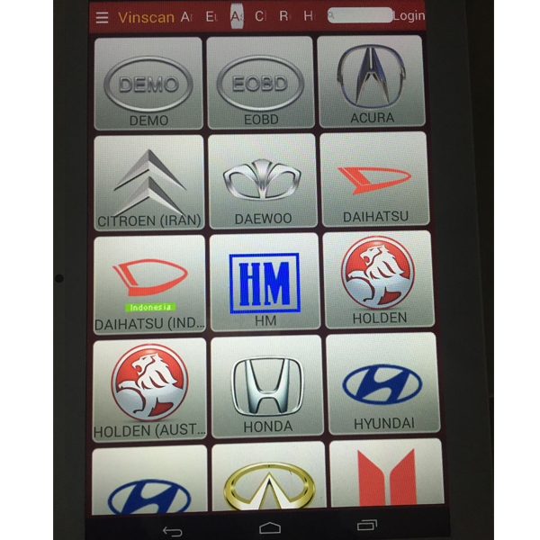 Original Launch Golo Carcare for Android with full 229 cars software with tablet PC Replacement Of X431 IV/V