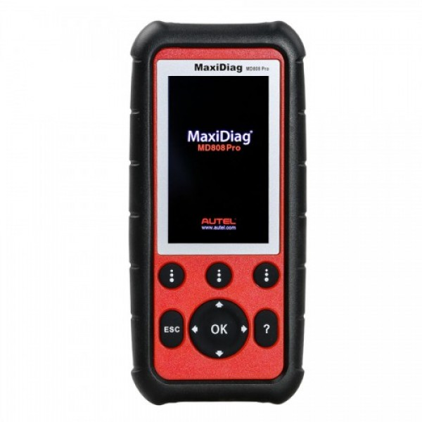 Autel MaxiDiag MD808 Pro All Modules Scanner Code Reader (MD802 ALL+MaxicheckPro)