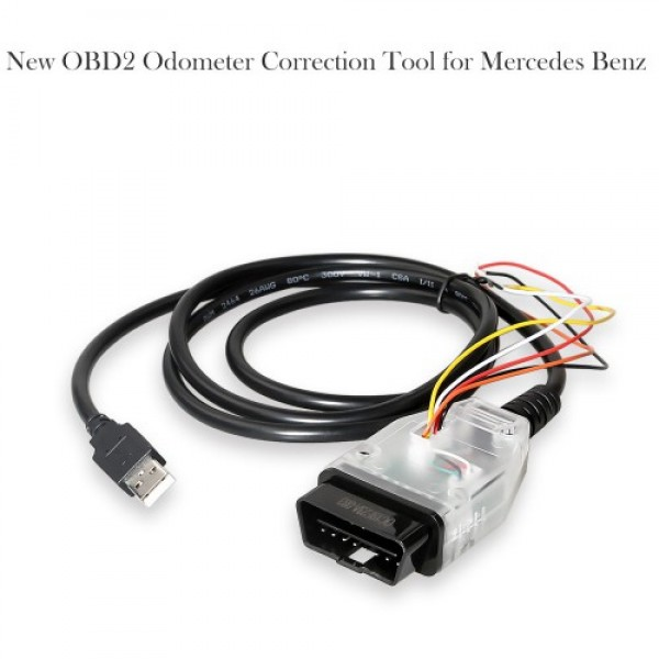 By OBD2 Odometer Correction Tool for Mercedes Benz Year 2015-2017 Mileage Correction Tool