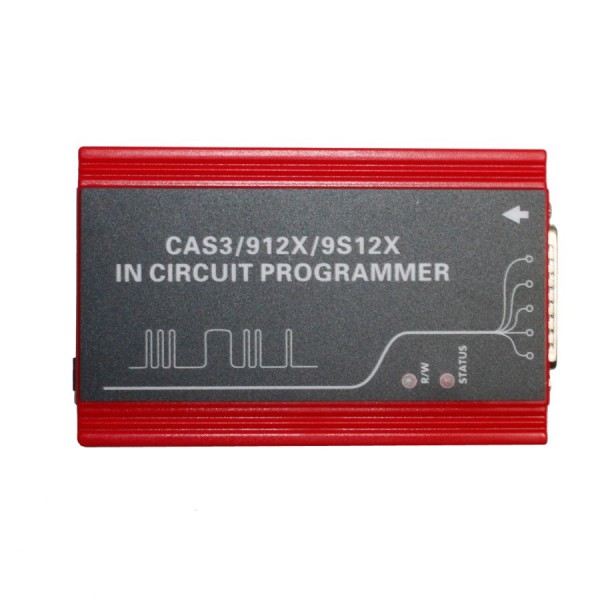 CAS3/912X/9S12X in Circuit Programmer full function