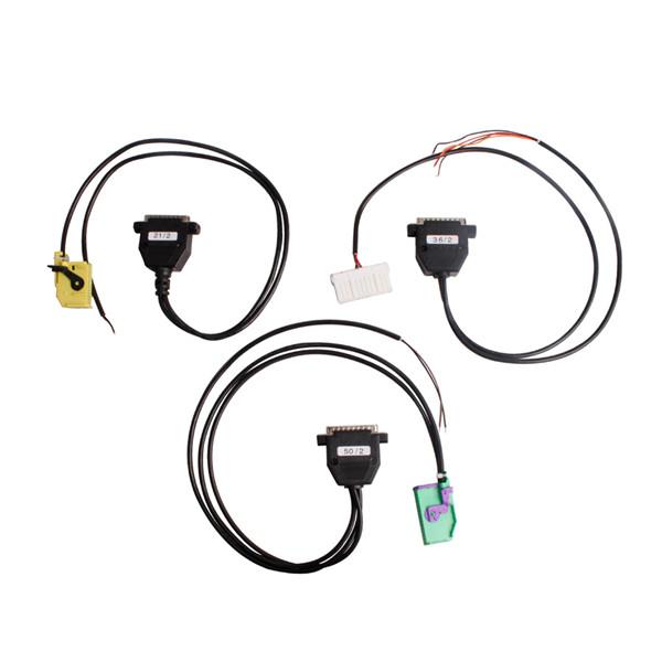 Full Set Cables for Digiprog III Digiprog 3 Odometer Programmer