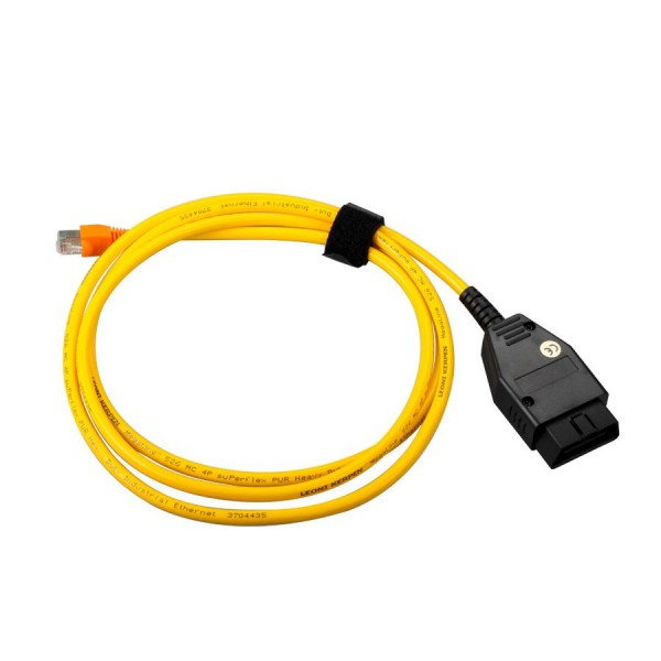 ENET (Ethernet to OBD) Interface Cable E-SYS ICOM Coding FOR BMW F-Series