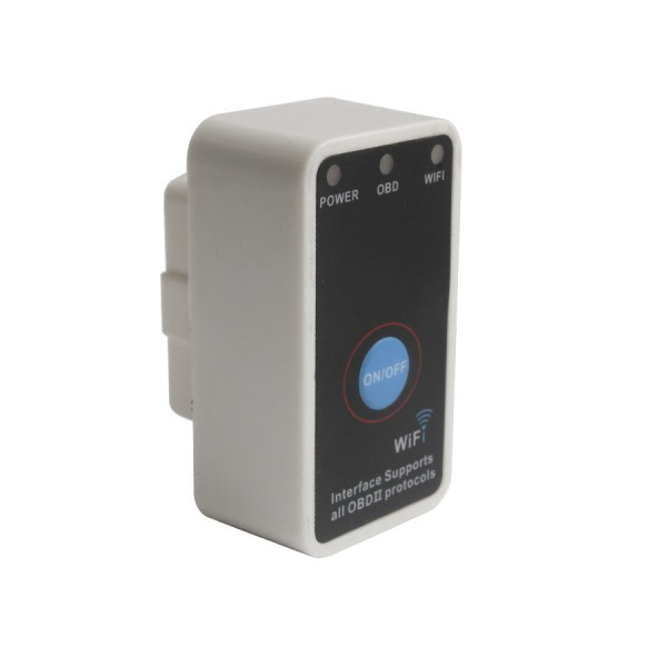 V2.1 Super Mini ELM327 WiFi With Switch Work With iPhone OBD-II OBD