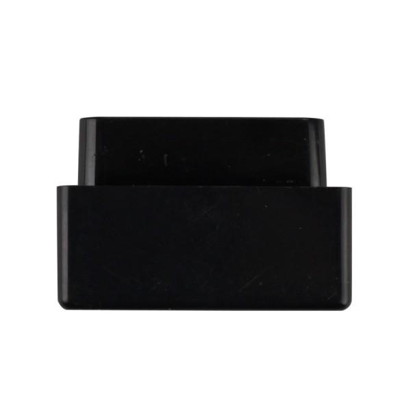 MINI ELM327 Bluetooth Version OBD2 Diagnostic Scanner Firmware V2.1 (Black)