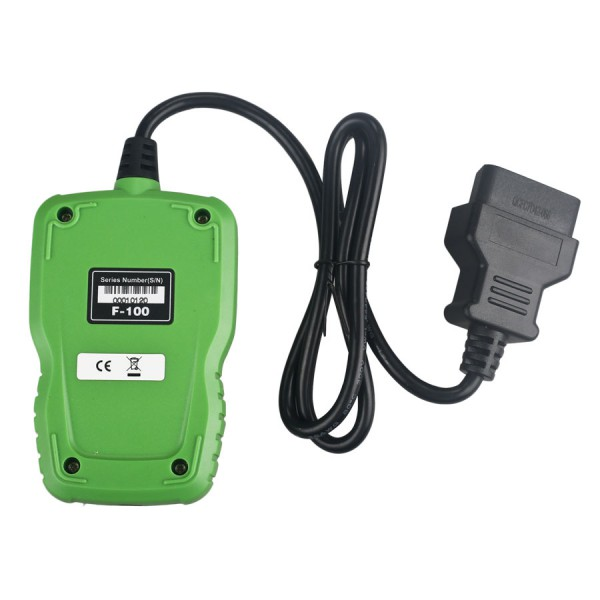OBDSTAR H100 Mazda/Ford Auto Key Programmer No Need Pin Code Support New Models and Odometer