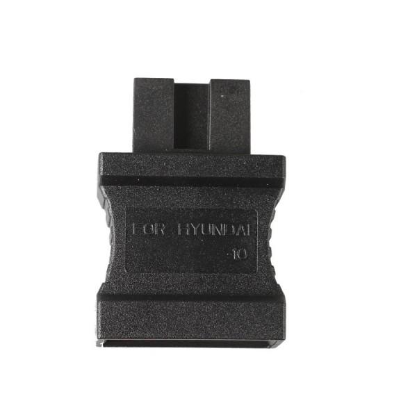 OBDSTAR X300 DP PAD Tablet Key Programmer Standard Configuration Immobilizer+ Odometer Adjustment+ EEPROM/PIC Adapter +OBDII