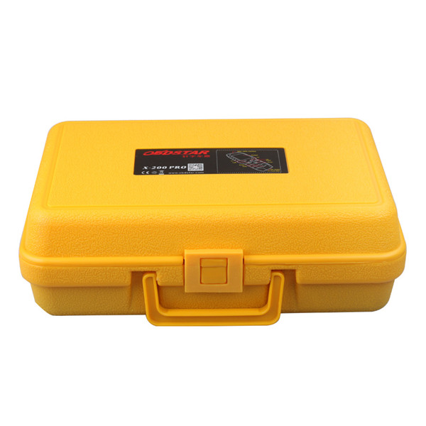 Original OBDSTAR X-200 X200 Pro A+B Configuration for Oil Reset + OBD Software + EPB