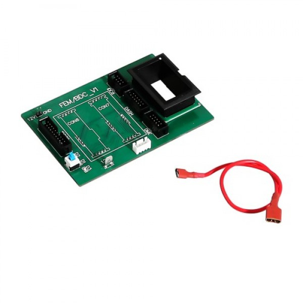 Module2 BMW FEM/BDC Support IMMO Key Programming, Odometer Reset, Module Recovery, Data Backup for Yanhua Mini ACDP