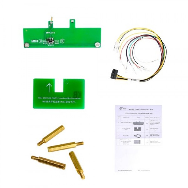 Module3 Read & Write BMW DME ISN Code by OBD For Yanhua Mini ACDP