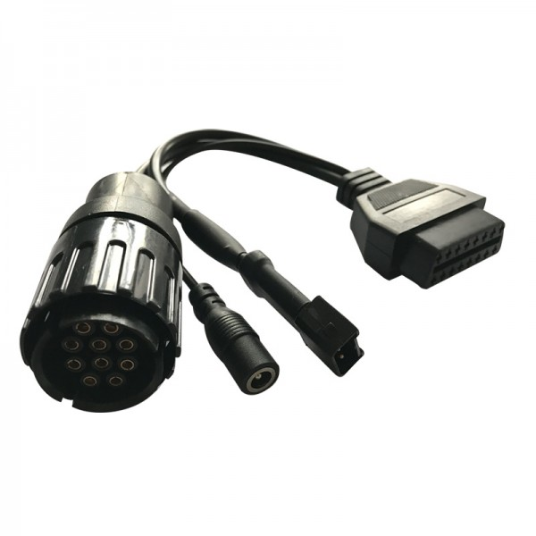 3in1 BMW ICOM D Cable ICOM-D Motorcycles Motobikes Diagnostic Cable