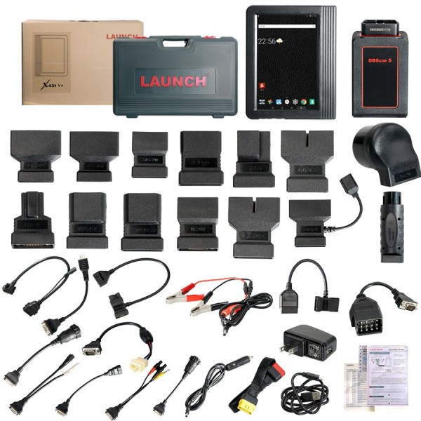 Launch X431 V+ Pro3 Wifi/Bluetooth Global Version Full System Scanner update free two years