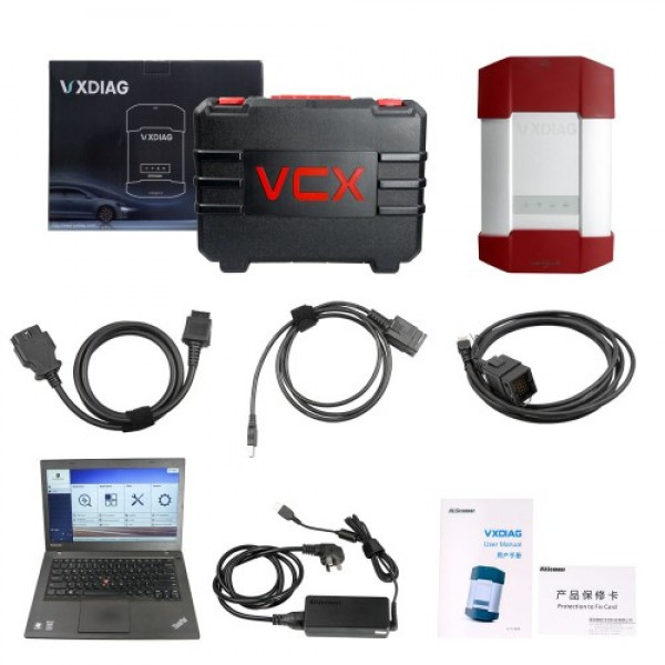 VXDIAG VCX-DoIP Porsche Piwis III with V38.050.030 Piwis Software on Lenovo T440P Ready to Use