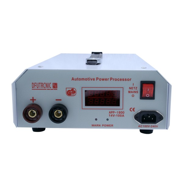 The most stable power supply For Benz Bmw Porche Audi ETC Cars Programming (14V 100A)