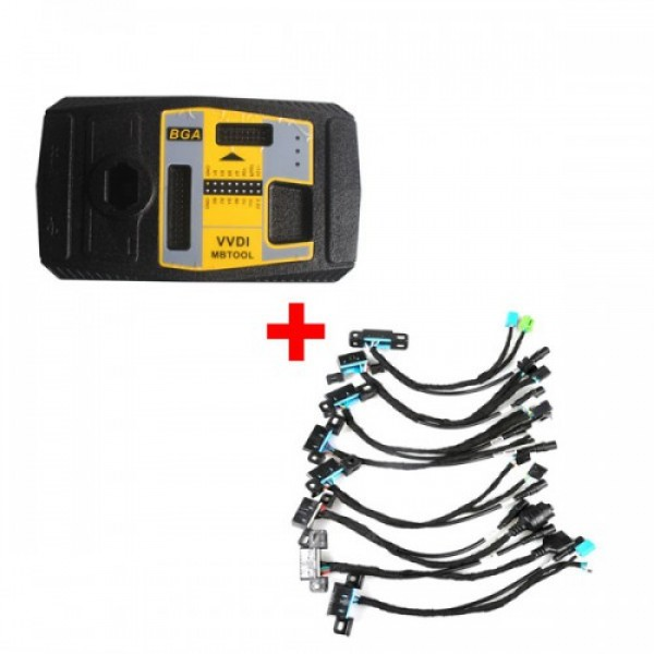 VVDI MB BGA TooL Benz Key Programmer Including BGA Calculator Function For Customer Bought Xhorse Condor Plus EIS/ELV Test Line
