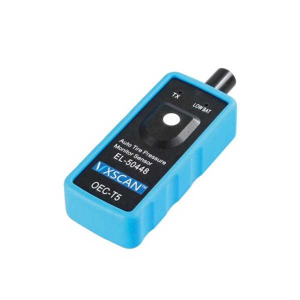 El-50448 Auto Tire Pressure Monitor Sensor VXSCAN TPMS Reset Tool
