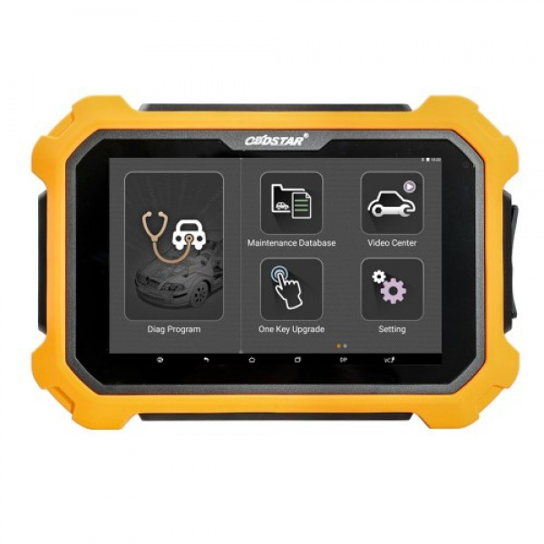 OBDSTAR X300 DP Plus X300 PAD2 C Package Full Version 8inch Tablet Support Toyota Smart Key and ECU Programming
