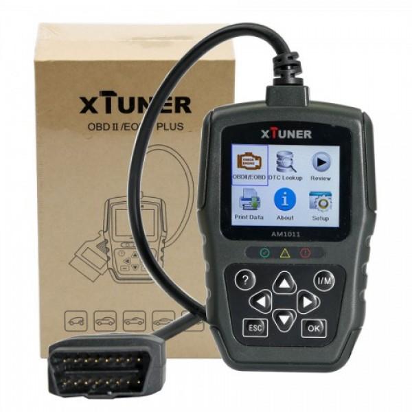 XTUNER AM1011 OBDII/EOBD Plus Code Reader