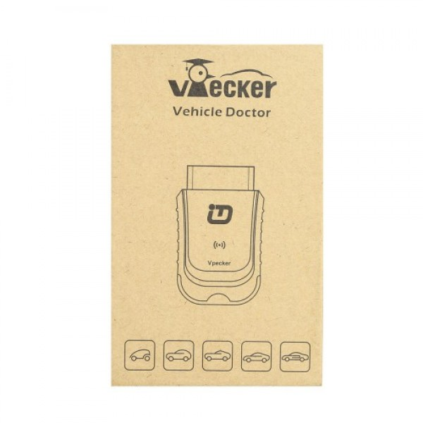 VPECKER Easydiag Wireless OBDII Full Diagnostic Tool With Special Function Support Windowns 10