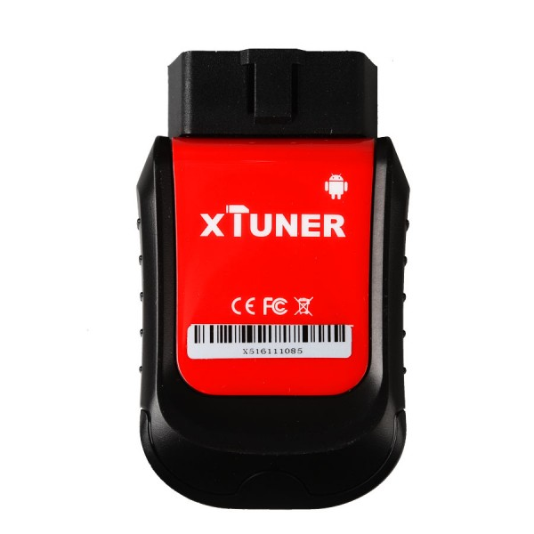 XTUNER X500 Bluetooth Diagnostic Tool works with Android Phone/Pad
