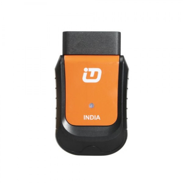 VPECKER V8.2 India Version Wireless OBDII Full Diagnostic Tool