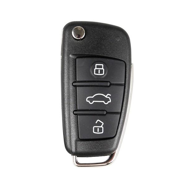 XHORSE Audi A6L Q7 Type Universal Remote Key 3 Buttons 10pcs/lot