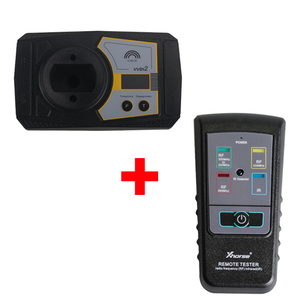 Original Xhorse VVDI2 for VW/Audi/BMW/Porsche Full Version Get Free Xhorse Remote Tester