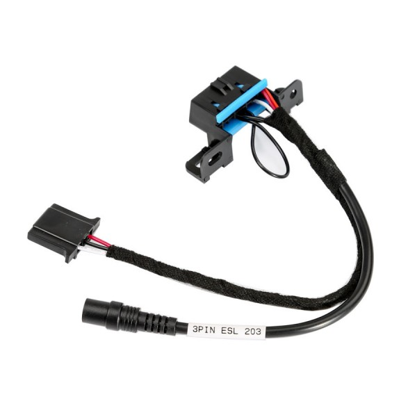 EIS ELV Test Cables for Mercedes Works Together with VVDI MB BGA Tool 12pcs/set