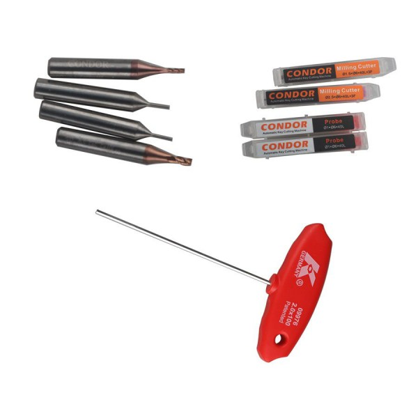 Xhorse iKeycutter CONDOR XC-MINI Master Series Automatic Key Cutting Machine