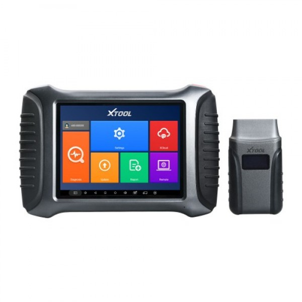 XTOOL A80 H6 Full System Car Diagnostic tool Car OBDII Odometer adjustment/Car Repair Tool Vehicle Programming