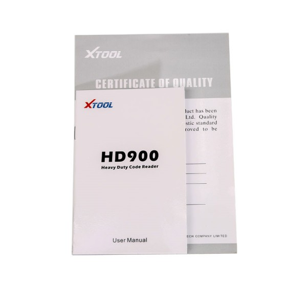 2017 New XTOOL HD900 Heavy Duty Truck Code Reader