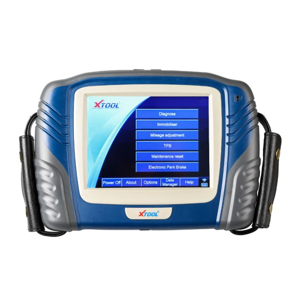 XTOOL PS2 GDS Gasoline Cars Bluetooth Diagnostic Tool