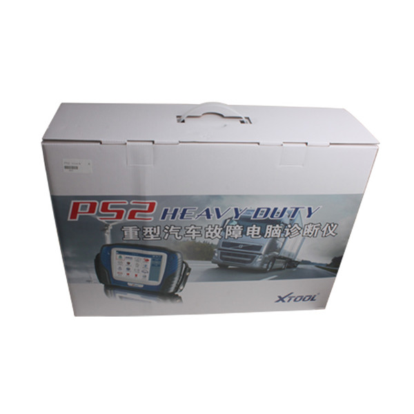 Original Xtool PS2 Professional Heavy Duty Truck Diagnostic Tool