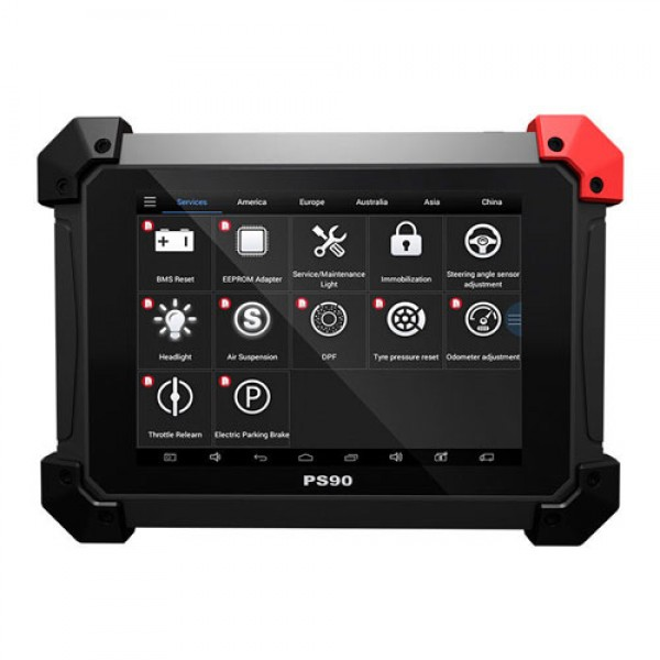XTool PS90 Tablet Wireless Vehicle Diagnostic Tool